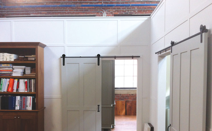4 reasons to say yes to a barn door | KV - Knape \u0026 Vogt : yes doors - pezcame.com