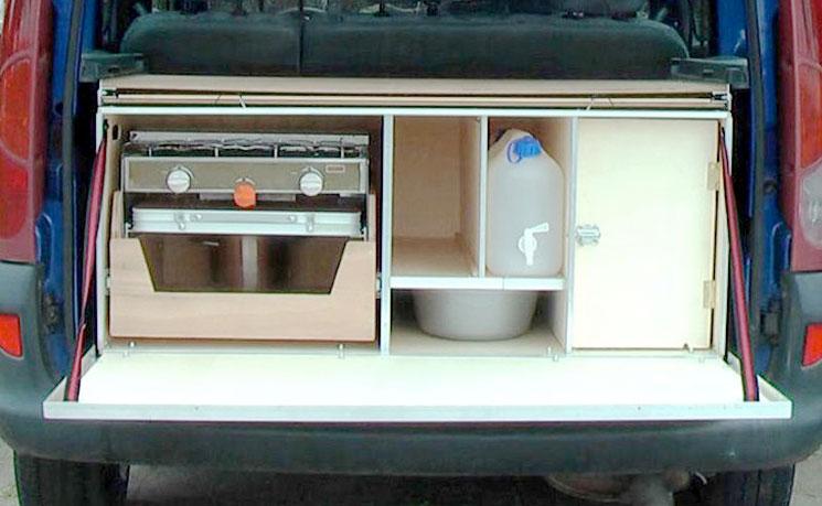 RV cargo storage calls for heavy-duty drawer slides | KV - Knape & Vogt