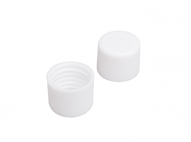 Closet Pro 0019 End Caps, White