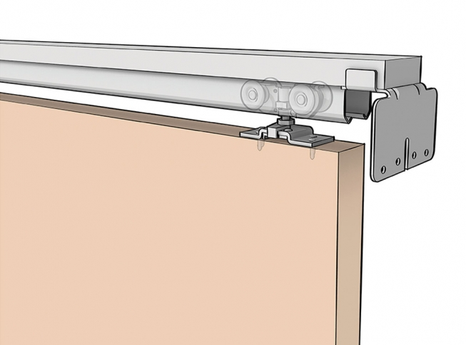 PKF 100 Pocket Door Frame Kit Series