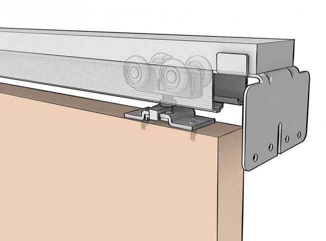 pkf 150 pocket door frame kit series for 2 x 6 construction - Door Frame Kit
