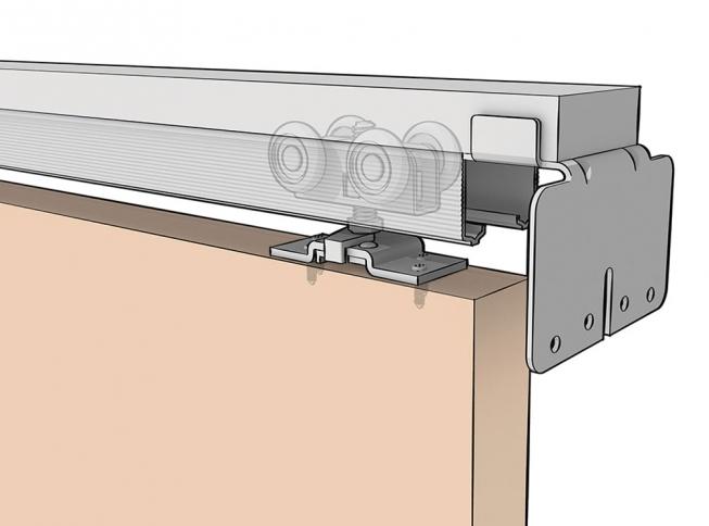 PKF 150 Pocket Door Frame Kit Series