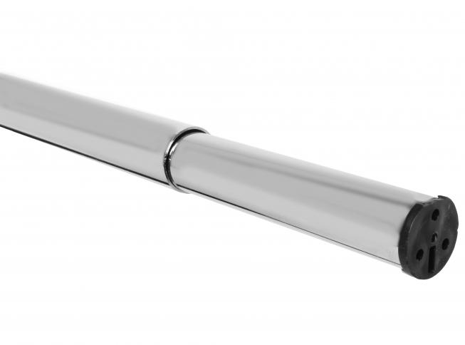 Closet Pro HD RP0020 Adjustable Closet Rod, Chrome
