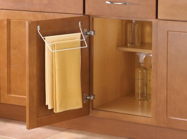 Knape Vogt Sliding Kitchen Towel Bar