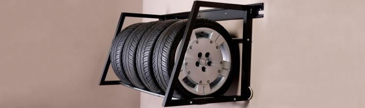 Hyloft Tire Storage Kv Knape Amp Vogt