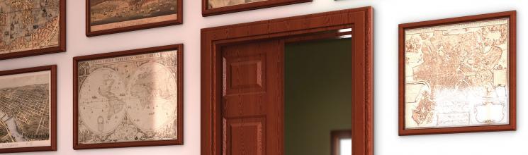 Pocket Door Hardware Frame Kits