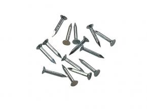 Nails for use with Series 233 and Series 255 Steel Pilaster Standards, Bright Zinc Finish