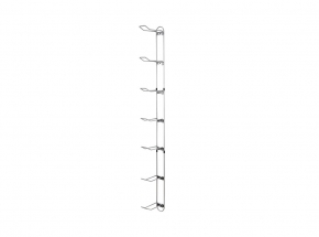 0027 John Sterling Ball Rack