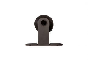 FR-BZTM Steel Flat Rail Top Mount Kit, Oil Rubbed Bronze Finish