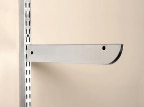 """FAST-MOUNT BK-0102 14"""" Double Shelf Bracket"""
