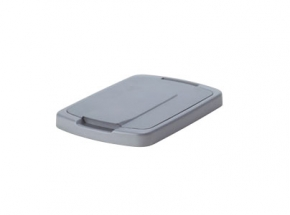 QT35LB-PT Optional or Replacement Lid in Platinum.