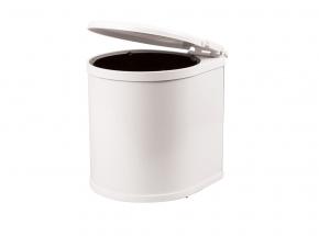Pivot-out Door-mounted Waste Bin